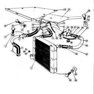 Scimitar SE5/5a Cooling E1