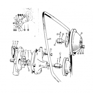 Scimitar SE5/5a Cooling E2