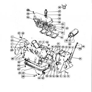 Scimitar SE5 Engine F1