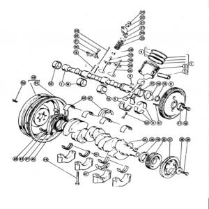 Scimitar SE5 Engine F2