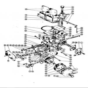 Scimitar SE4a/4b/4c Fuel System P1