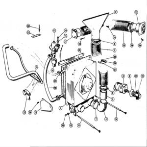 Scimitar SE4/4a/4b/4c Heater & Fresh Air System S1