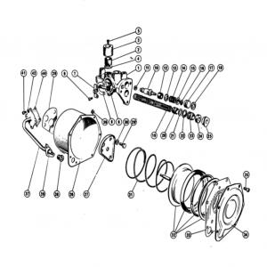 Scimitar SE4 Brakes L5