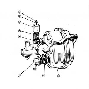 Scimitar SE5/5a Brakes L5