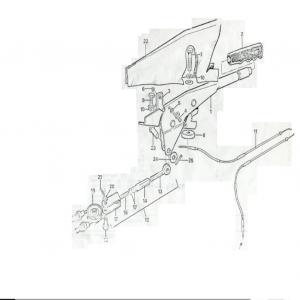 SS1/SST/Sabre Handbrake L3