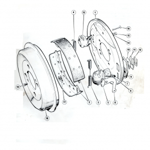 Middlebridge Scimitar Rear Brakes L2