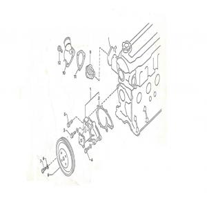 SS1/SST/Sabre Cooling System E6