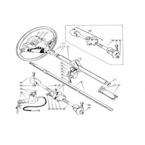 Scimitar SE6b/8 Steering D1