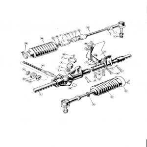 Scimitar SE6b/8 Steering D2