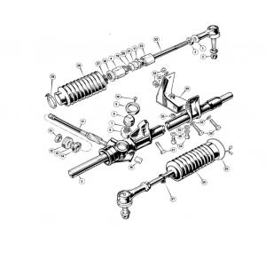 Scimitar SE6/6a Steering D2