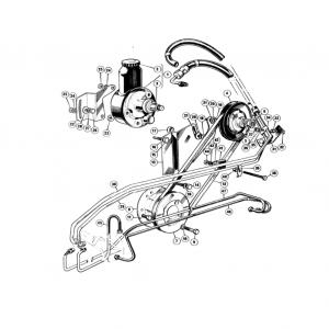 Scimitar SE6/6a Steering D4