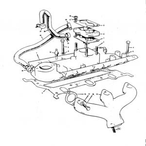 Scimitar SE5 Engine F4