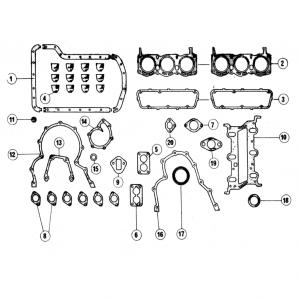 Scimitar SE5/5a Engine F6