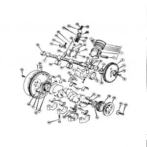 Scimitar SE5a Engine F8