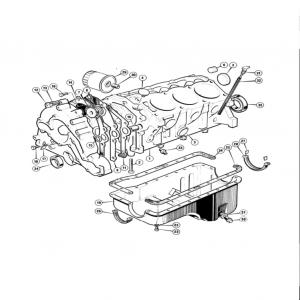 Scimitar SE6b/8 Engine F1