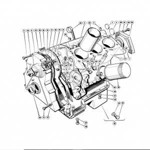 Scimitar SE6/6a Engine F1
