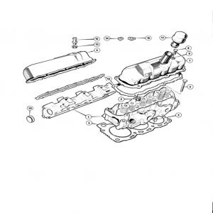 Scimitar SE6b/8 Engine F2