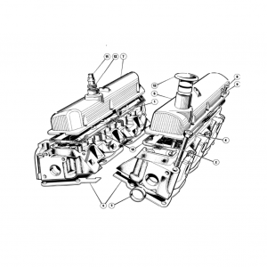 Scimitar SE6/6a Engine F2