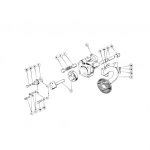 Scimitar SE6/6a Engine F6