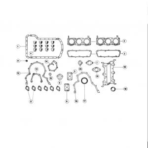 Scimitar SE6/6a Engine F8