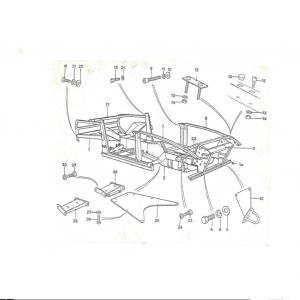 SS1/SST/Sabre Frame A1