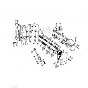 Scimitar SE5/5a Transmission G19