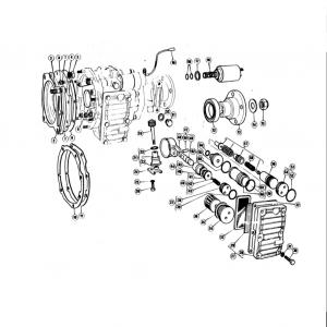 Scimitar SE5/5a Transmission G20