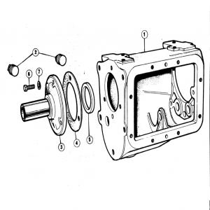 Scimitar SE5/5a Transmission G7