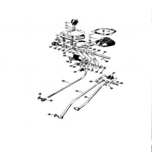 Scimitar SE5/5a Transmission G9