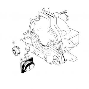 Scimitar SE6b/8 Clutch H1