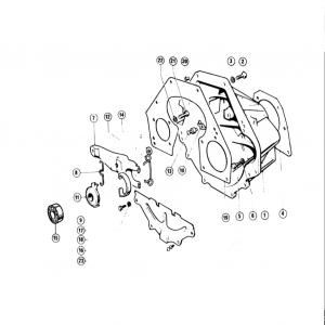 Scimitar SE5/5a Clutch H2