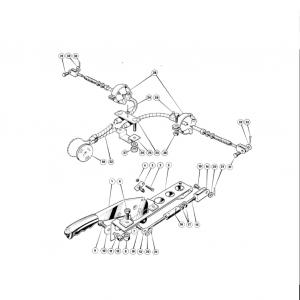 Middlebridge Scimitar Hand Brake L3