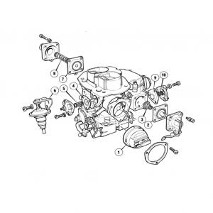 Scimitar SE6b/8 Fuel System P1