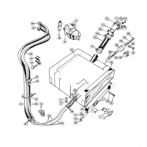 Scimitar SE6b/8 Fuel System P2