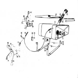 Scimitar SE5/5a Fuel System P3