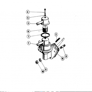 Scimitar SE5/5a Fuel System P4