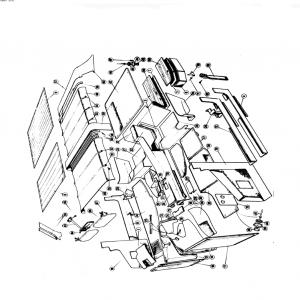 Scimitar SE5/5a Interior R1