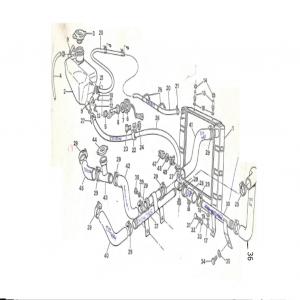 SS1/SST/Sabre Cooling System