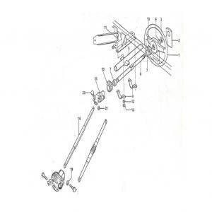 SS1/SST/Sabre Steering D1