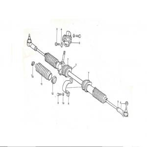 SS1/SST/Sabre Steering D2