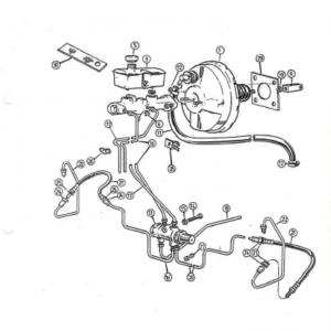 Middlebridge Scimitar Front Hydraulics & Servo L4