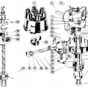 Scimitar SE5/5a Electrics T4