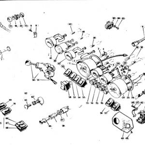 Scimitar SE5/5a Electrics T14