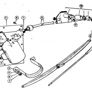 Scimitar SE5/5a Electrics T7