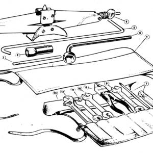 Scimitar SE5/5a Tool Kit V1