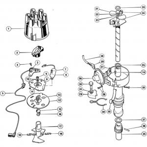 Scimitar SE6/6a Electrics T3