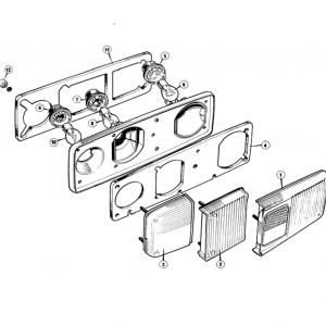 Scimitar SE6/6a Electrics T6