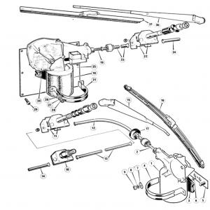 Scimitar SE6b/8 Electrics T13
