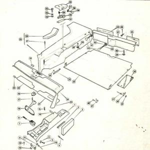 Scimitar SE6/6a Interior R3/Sheet 2