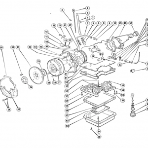 Middlebridge Scimitar Gearbox G5